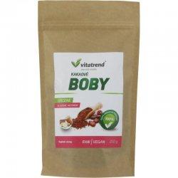 Kakaové bôby Vitatrend sladené jakonom