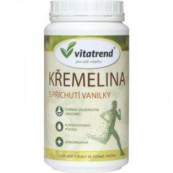 Křemelina Vitatrend 300g s příchutí vanilky