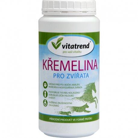 Křemelina Vitatrend pro zvířata 450g