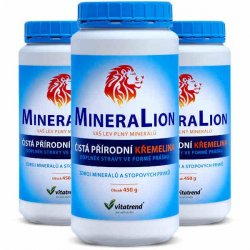 Křemelina MineraLion 1350g (4,5l)