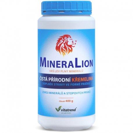Křemelina MineraLion 400g (1,5l)